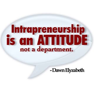how to become an intrapreneur